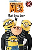 Despicable Me 3: Best Boss Ever (Passport to Reading Level 2)