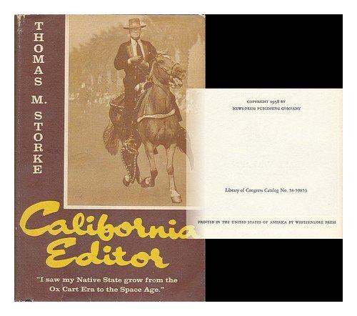California Editor