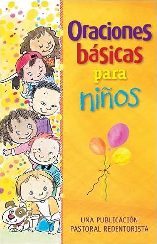 Oraciones bsicas para nios spanish edition david werthmann oraciones bsicas para nios spanish edition david werthmann 9780764821752 amazon books fandeluxe Images