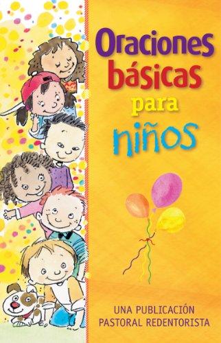 Oraciones Básicas Para Niños (Spanish Edition)