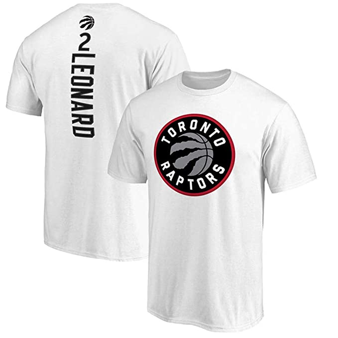 Camiseta De La NBA Toronto Raptors Kawhi Leonard Champion Team ...