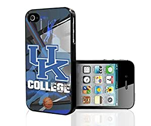 University of Kentucky College Basketball Sports Hard Snap on Phone Case (iPhone 5/5s)