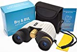 Binoculars for Kids - HIGH Resolution, Shockproof | 8X22 Kids Binoculars for Bird Watching, Waterproof, BEST Gifts for Boys, Girls | Real Optics Set for Outdoor Toddler Games