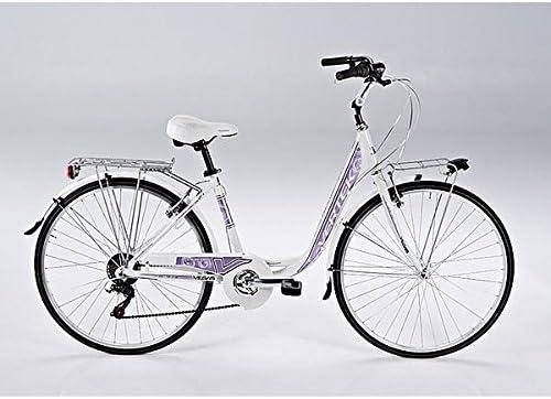 VEGAS mujer VERTEK bicicleta 28