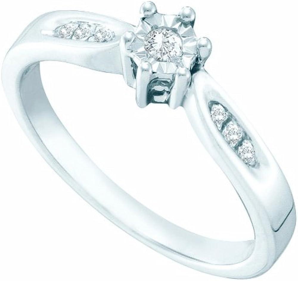 0.06CT DIAMOND RING
