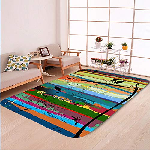 Used, Home Decor Bathroom WC Rug Living Room Carpets Door for sale  Delivered anywhere in Canada