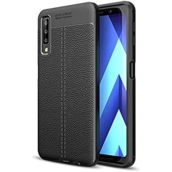 Amazon.com: Samsung Galaxy A7 2018/A750 Case, Full Body ...