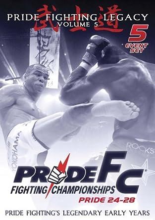Pride Hardcore Knockouts
