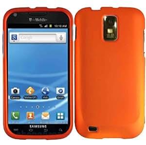 Amazon.com: Orange Hard Case Cover for Samsung Hercules ...