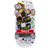 TECH DECK - 96mm Fingerboards - 4-Pack - Primitive