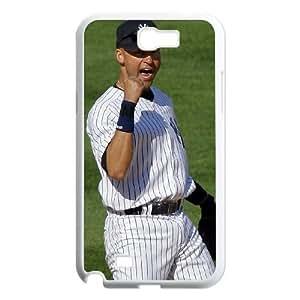 samsung n2 7100 phone case White New York Yankees HUI5000170