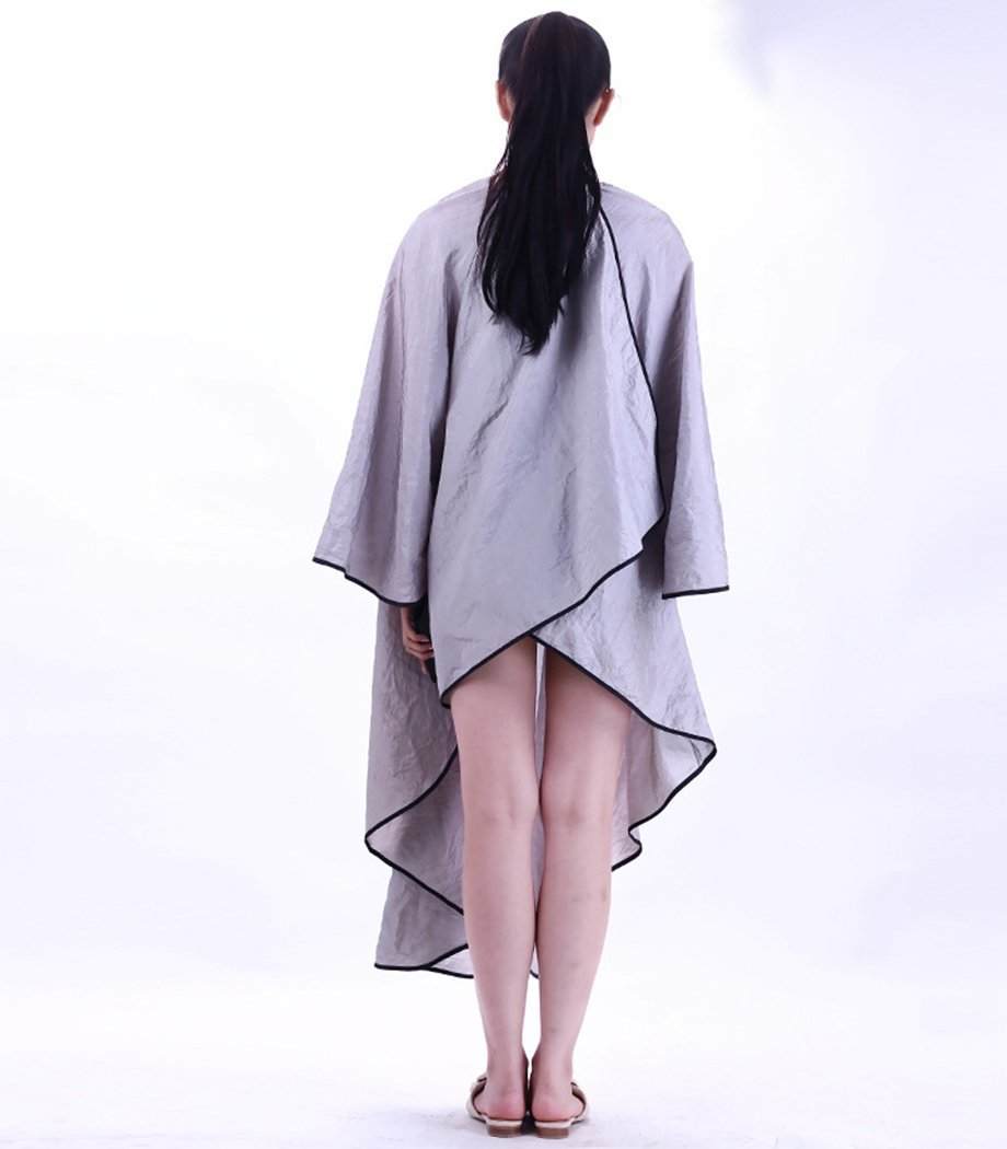 Kapmore Hairdressing Cape Hair Cutting Cape with Neck Brush by Kapmore (Image #3)