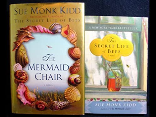 Sue Monk Kidd Collection (The Mermaid Chair u0026 The Secret Life of Bees) Hardcover u2013 2003  sc 1 st  Amazon.com & Sue Monk Kidd Collection (The Mermaid Chair u0026 The Secret Life of ...