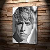 MITCH HEWER - Canvas Print (LARGE A3 - Signed by the Artist) #js001