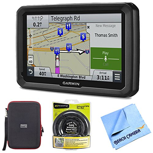 Garmin 770LMTHD Lifetime Traffic Friction