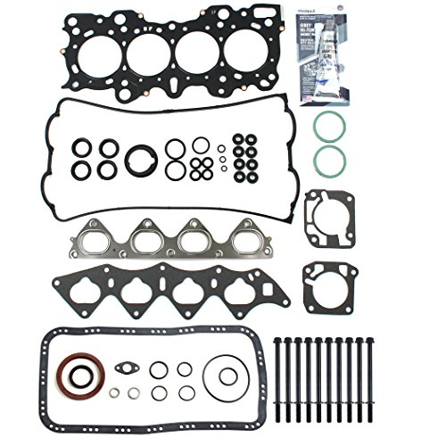 CF616C1HB MLS Engine Full Gasket Set and Head Bolt Kit for VTEC Acura Integra 1.8L GS-R TYPE-R B18C B18C1 B18C5 ()