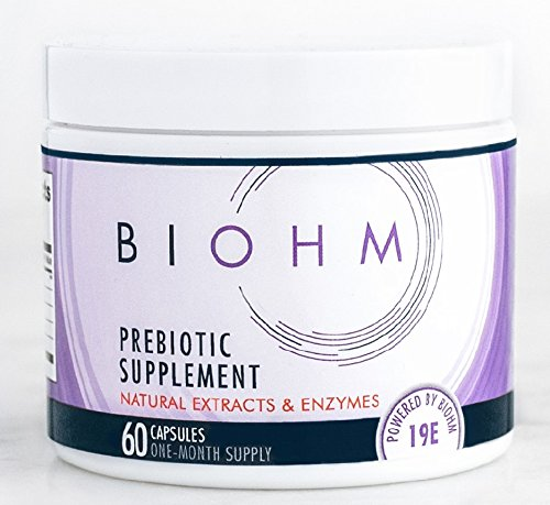 25 Percent Off 2 or More Mix n Match. Dietary Fiber & Digestive Enzymes to Fuel Your Probiotics. 60 Easy to Swallow Capsules (2 per Day). Non-GMO. Gluten & Dairy Free.
