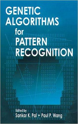 Genetic Algorithms for Pattern Recognition