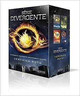 Box Divergente (4 Volumes) - 1068500150013 - Livros na