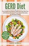 GERD Diet: The Complete and Effective GERD Diet
