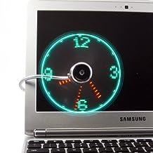 Vodcart USB LED Fan Clock