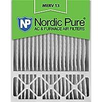 20x25x5 Honeywell Replacement MERV 13 Furnace Air Filter Qty 4