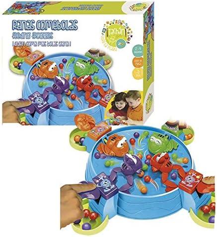 Tachan - Juego Ranas comebolas (CPA Toy Group 17740): Amazon.es: Juguetes y juegos