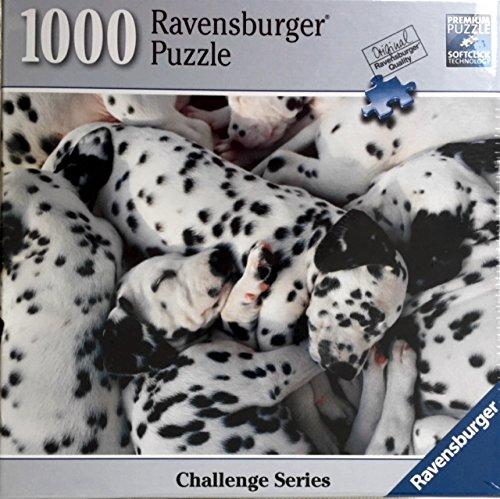 Ravensburger Puppy Nap Time 1000 Piece Puzzle