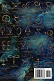 Grimoire Journal - Blank Book Of Shadows: Alchemy