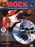 Jam Guitar -- Rock, Glenn Riley, 0739037994