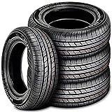 Set of 4 (FOUR) MRF Wanderer Street Touring All Season Tires - 215/60R16 95H