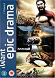 300 / Beowulf / 10000 Bc [DVD]