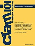 Studyguide for Manufacturing Possibilities, Cram101 Textbook Reviews, 1478477148