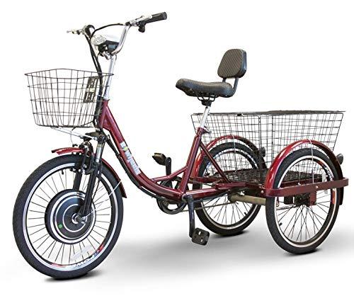 E-Wheels EW-29 Electric Trike Scooter