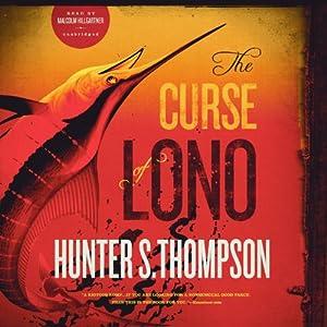 The Curse of Lono Audiobook