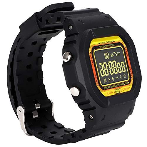 Zopsc Outdoor Sport Watch Waterproof LCD Square