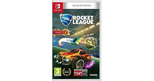 Warner Bros. Records Rocket League - Collectors Edition vídeo ...