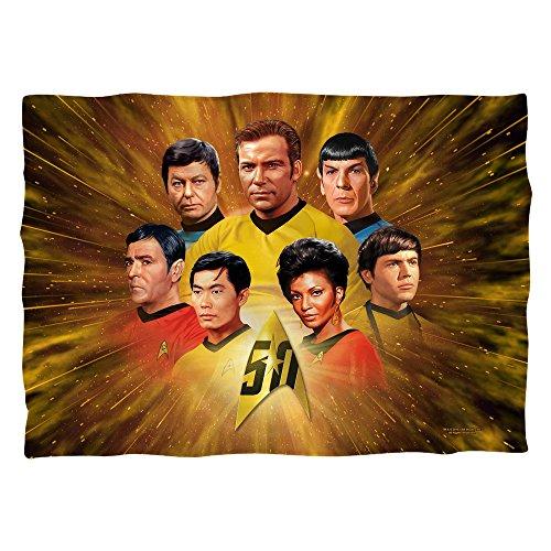 (Star Trek Crew 50th Anniversary - Pillow Case)