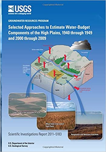 Book Selected Approaches to Estimate Water-Budget Components of the High Plains, 1940 through 1949 and 2000 through 2009