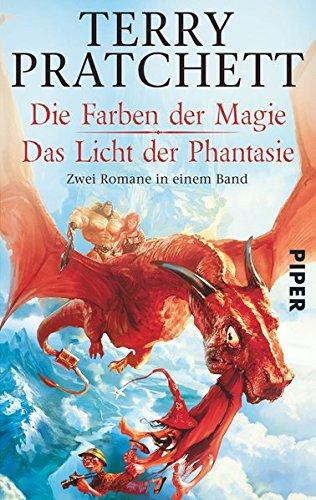 Die Farben der Magie • Das Licht der Phantasie: Zwei Romane in einem Band (Scheibenwelt)