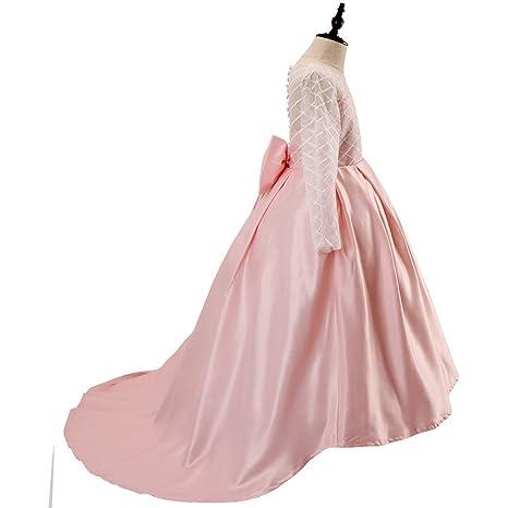 precio competitivo fae3d 97447 Vestido de princesa de la moda de las niñas 2019 Vestido de ...