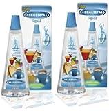 Hermesetas Liquid 200ml-PACK OF 2 by Hermesetas