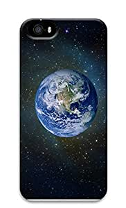 iPhone 5 5S Case Skyviews Earth 2 3D Custom iPhone 5 5S Case Cover