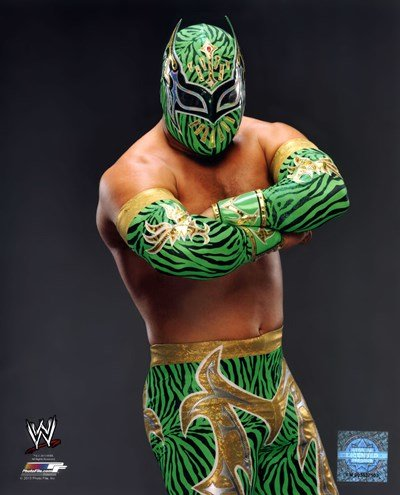 Amazoncom Sin Cara 2013 Posed 8x10 Inches Art Print Poster