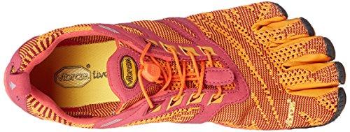 Vibram Vrouwen Kmd Evo Crosstraining Schoen Rood / Oranje / Zwart