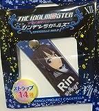 Idolmaster Cinderella Girls Lawson limited strap Rin Shibuya single item THE IDOLM @ STER Imus collaboration goods strap Rin
