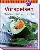 Vorspeisen (Minikochbuch): Köstliche Appetitanreger aus aller Welt