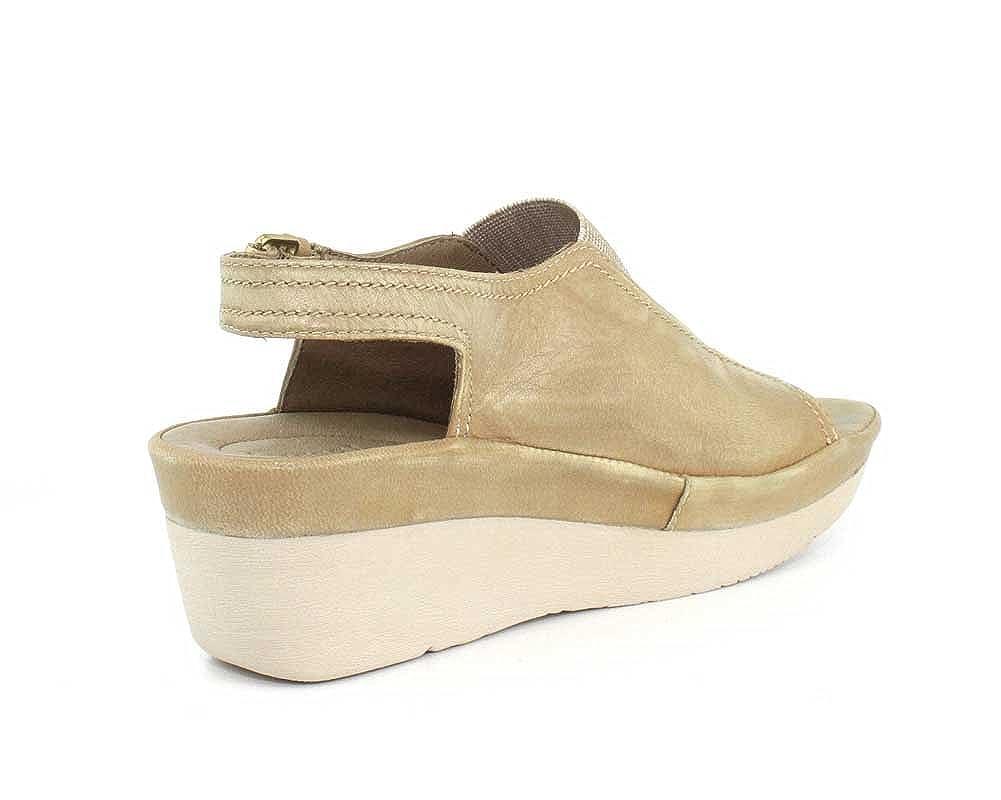 Bussola Womens Grace Wedge Sandal