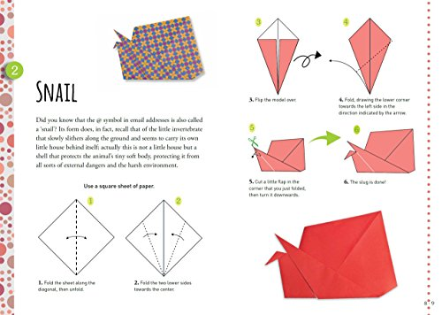 Origami Fun For Kids Kit 20 Fantastic Folding And Coloring Projects
