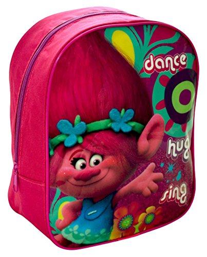 トロール1000HV - 6200ポピーダンス、抱擁、歌う保育園のバックパック、ピンク、25 cm   B0711546SM